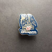 WDW 10th Anniversary Celebration for Disneyland Paris - Disney Pin 11112