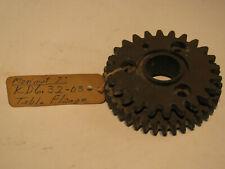 "Vintage K. D. Maximat 7"". Kd 6.32-03 Table Flange for machinist work. No reserve"