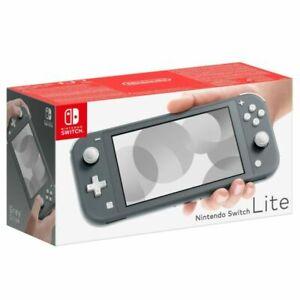 Nintendo Switch Lite Grey Handhled System