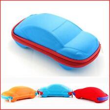 Car Design Zipper Sun Glasses Eyeglasses Protector Hard Box Case Holder For Gift