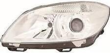 Skoda Fabia Headlight Unit Passenger's Side Headlamp Unit 2010-2014