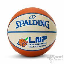 Ball Basketball Precision Lnp Official Spalding Size 7 - Sp176491Z