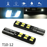 12V 5000K 283512 SMD T10 LED Bulb 194 168 W5W Car Side Wedge Light Diving Lamp