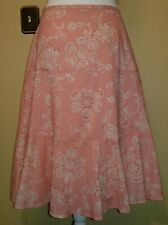 VTG Women's Skirt Size 10 Tiered Gypsy Peasant sequins George