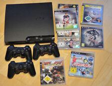Sony PLAYSTATION 3 Slimline 160 GB Charcoal Black console per videogiochi (CECH - 2504a-PA