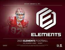 ARIZONA CARDINALS - 2020 PANINI ELEMENTS FOOTBALL 1/2 CASE (6 BOX) BREAK #1