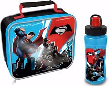 DC Comics Batman VS Superman Rectangle Lunch Bag