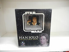 HAN SOLO-COLLECTIBLE BUST-GENTLE GIANT-ED NUMERATA-STAR WARS-ITEM #6151------D26