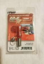 Titan Sc-6 661-315 Reversible Airless Spray Paint Tip 315