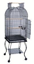 "20"" Large Open Play Dome Top Bird Parrot Cage Cockatiel Amazon Caique Conure 367"
