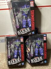Transformers Siege Generations War for Cybertron Deluxe WFC-S36 REFRAKTOR Lot 3
