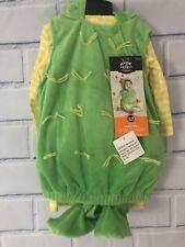 NWT Hyde & Eek! Boutique Baby Cactus Costume Sz 12-18M Hood Shirt Leggings Booti