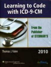 Learning to Code with ICD-9-CM 2010