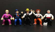 Dick Tracy Action Figures - Lot Of 5 - Disney