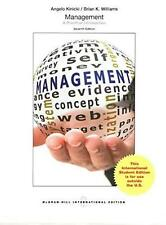 Management : A Practical Introduction by Kinicki (Global Edition)