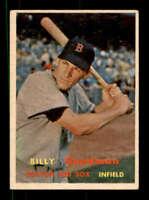 1957 Topps #303 Billy Goodman VGEX Red Sox 400815