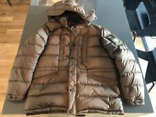 Moncler Men's Bomber With Hood Size 2. (large)
