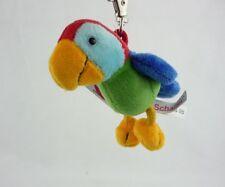 Schaffer 0140 Schlüsselanhänger Plüsch Papagei Calypso (rot) ca 10cm