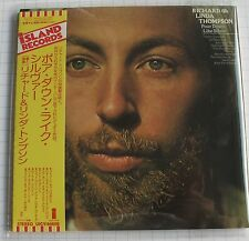 RICHARD & LINDA THOMPSON - Pour Down Like Silver JAPAN SHM MINI LP CD OBI NEU