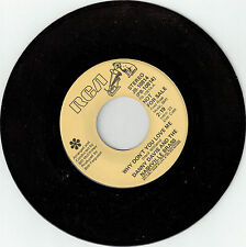 DAVIS, Danny; & NASHVILLE BRASS  (Why Don't You Love Me)  RCA JB-10814 = PROMO