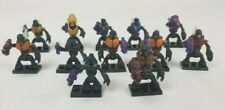 Halo Mega Bloks Mixed lot of Grunts w/Weapons