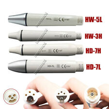 4Types SATELEC/DTE/EMS/Woodpecker Dental LED Ultrasonic Scaler Piezo Handpiece