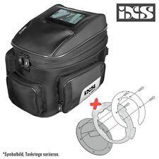IXS Tankrucksack Set Ormond 20 Liter mit passendem Adapter für MT-09 A Tracer