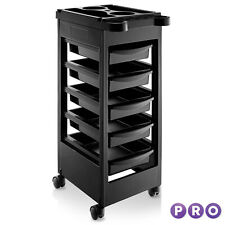 New listing Open Box - Mobile Equipment Cart Trolley for Beauty Salon