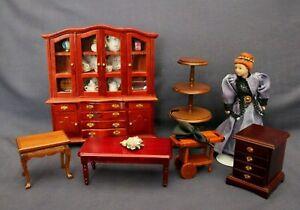 Vintage Dolls House Furniture (Lot 1)