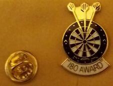 Darts & Dartboard PIN  Badge throwers arrows tungsten  World Cup of Darts 180