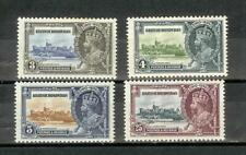 BRITISH   HONDURAS   GEORGE   V   1935   SELECTION   MH*