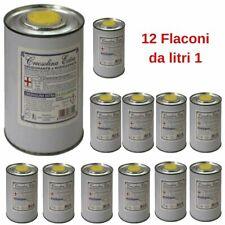 Detergente Disinfettante Multiuso Creosolina Extra 12 Flaconi da litri 1