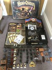 Vintage Hero Quest Board Game - MB Games - 1989 - MB Games - See Description