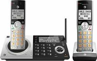 AT&T CL83207 DECT 6.0 Expandable Cordless Phone System w/Answering Machine 2 HST