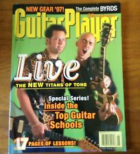 guitar player magazine.  May 1997   30th Anniversary   Live   Birds