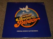 Beyond The Rainbow Original London Cast Recording~1978 UK Import Musical~VG++ LP