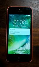 Apple iPhone 5c - 8GB - Pink (Unlocked) A1507 (GSM)