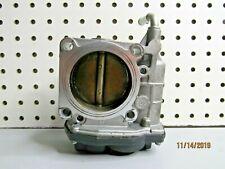 11 12 2013 Nissan Rogue S SV 2.4L Engine Throttle Body Control Unit 16119-JA00B