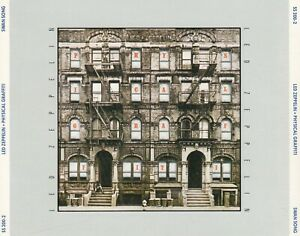 Led Zeppelin - Physical Graffiti 2CD EARLY PRESS SS 200-2 SWAN SONG