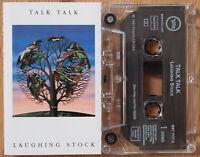 TALK TALK - LAUGHING STOCK (VERVE 8477174) 1991 EUROPE CASSETTE TAPE EX COND
