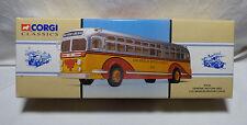 Corgi Classics 97635 General Motors 4502 Los Angeles Motor Coach - OVP