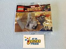 Lego Super Heroes Polybag 30163 Thor and the Cosmic Cube New/Sealed/Retired/H2F