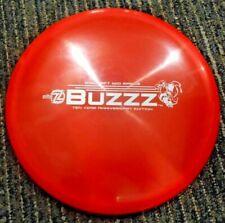Discraft Rare Ten Year 10 10Th Anniversary Buzzz Fingerprint Grippy Rd/Wt 177+G