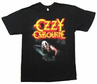 Ozzy Osbourne Bark At The Moon Black T Shirt New Official Merch
