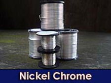 26 SWG nichrome (Nickel / CHROME) FILO PER 2 METRI LUNGHEZZA 0,45 mm di diametro