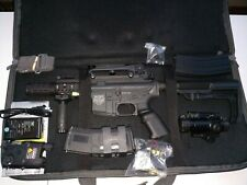 """Custom """"Fighting Cat Ii"""" M4 airsoft gun by """"Matrix Tactical Systems"""" Package"""