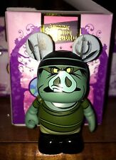 "Maleficent's Goon 3"" Vinylmation Figurine Sleeping Beauty Series Pig Goons"