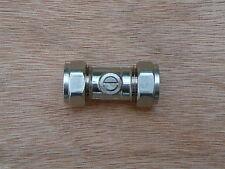 15mm Chrome Plated Isolating Service iso ballofix ballfix ball fix valve CP x 1