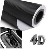 152 x 50mm 4D Selbstklebend Carbon Folie Auto KFZ Klebe Folie Glanz Matt NEU