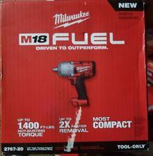 "Milwaukee M18 FUEL High Torque ½"" Impact Wrench (Tool Only) 2767-20 GEN II HOG"